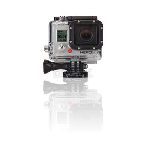 GoPro Hero 3 Silver Edition Camera - CHDHN-301