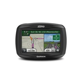 Garmin Zumo 350LM GPS Kit - 010-01043-00
