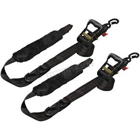 Drop-Tail Trailers Premium Ratchet Tie Down Straps - 03-PSS2.0PR-01