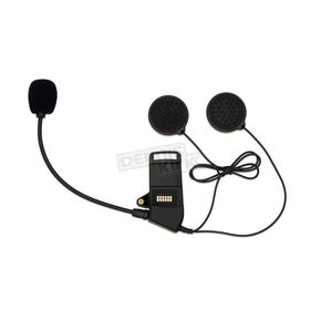 Sena Helmet Clamp with Speakers/Boom Mic for Integrated Intercoms For BELL Helmets - 7021592