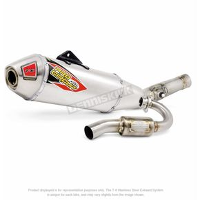 Pro Circuit T-6 Stainless Exhaust System - 0151525G