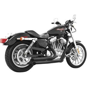 Freedom Performance Black Declaration Exhaust System - HD00005