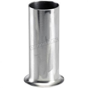 Biltwell Raw Weld-On Trumpet Exhaust Tip  - ET-TRM-00-RW
