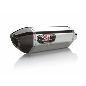 Yoshimura Stainless/ Stainless/ Carbon R-77 Race Series Exhaust System - 137000J520