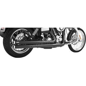 Freedom Performance Black Independence Long Exhaust System - HD00068