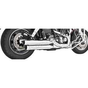 Freedom Performance Chrome Signature Series Slip-On Mufflers - HD00191