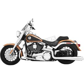 Freedom Performance Chrome American Outlaw Dual Exhaust System - HD00292