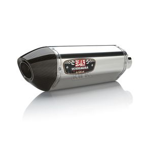 Yoshimura Stainless/Stainless/Carbon Fiber R-77 Race Series Exhaust System - 126500J520