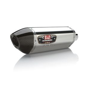 Yoshimura Stainless/Stainless/Carbon Fiber R-77 Race Series Exhaust System - 133200J520