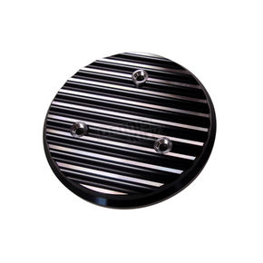 Joker Machine Black Alternator Cover - 12-070B