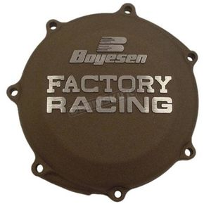 Boyesen Factory Racing Magnesium Clutch Cover - CC-37AM