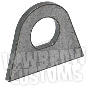 Lowbrow Customs Weld-On Ignition Mounting Tab - 003762