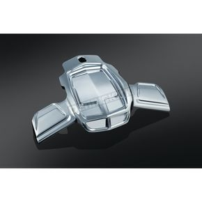 Bahn Chrome Tappet Block Accent  - 7341