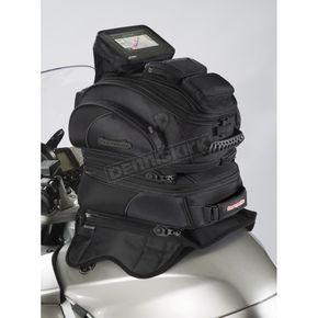 Tour Master Magnetic Mount Elite Tri-Bag Tank Bag - 8263-1105-30