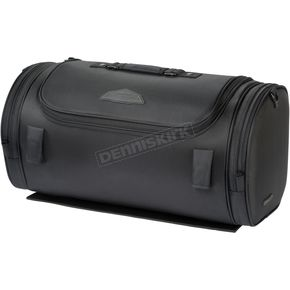 Tour Master Black Nylon Cruiser III Tour Trunk Rack Bag - 8206-0105-00