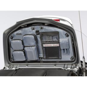 Tour Master Black Select Trunk Lid Organizer - 8207-0305-00