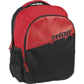 Thor Black/Red Slam Back Pack - 3517-0371