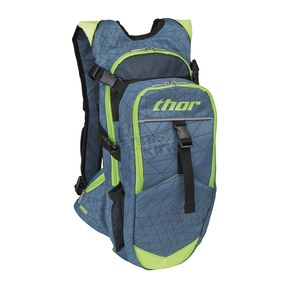 Thor Steel/Flo Green Hydrant Hydration Pack - 3519-0034