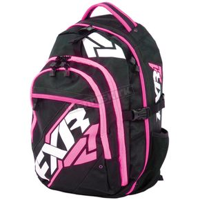 FXR Racing Black/Fuchsia Motion Backpack - 15905.90100