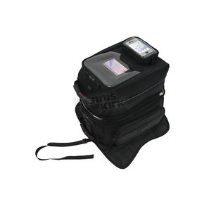 MotoCentric Magnetic Mounted Mototrek Tower GPS Tank Bag - 8600-011