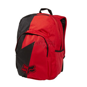 Fox Black/Red Kicker 2 Backpack - 02974-017