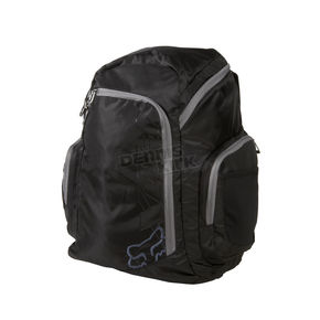 Fox Black Precision Backpack - 02547-001