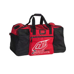 Troy Lee Designs Red Speed Equipment Gear Bag - 2313-0400
