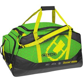 Ogio Green Hive Dozer 8600 LE Gear Bag - 121005.196