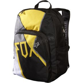 Fox Black/Yellow Kicker 2 Backpack - 04983-019