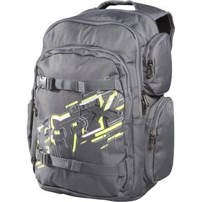 Fox Gray Step Up 2 Backpack - 02983