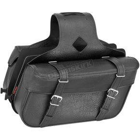 River Road Classic Medium Slant Momentum Saddlebags - 10-9007