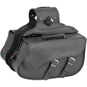 River Road Classic Medium Quantum Slant Saddlebags - 10-8989