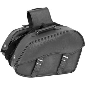 River Road Classic Large Quantum Windswept Saddlebags - 10-8992