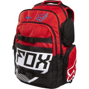 Fox Red Step Up 2 Backpack - 07012-003-OS