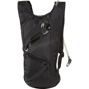 Fox Black Low Pro Hydration Pack - 04790-001-OS