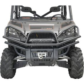 Moose Black Front Bumper - 0530-1342