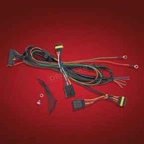 Show Chrome Trailer Harness - 41-162
