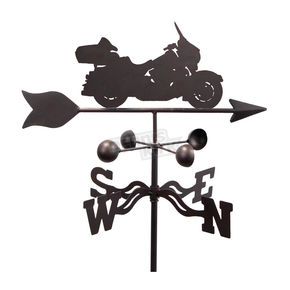 Mustang Seats Dresser Motorcycle Weathervane - 65041