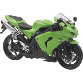 New Ray Toys ZX-10R 2006 1:12 Scale Die-Cast Model - 42447a