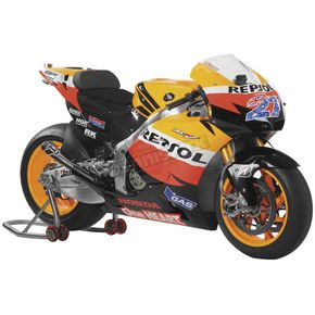 New Ray Toys Repsol Honda MotoGP Casey Stoner 1:12 Scale Die-Cast Model - 57403