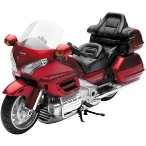 New Ray Toys Honda Goldwing 2010 1:12 Scale Die-Cast Model - 57253a