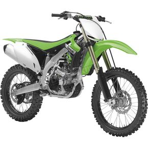 New Ray Toys Kawasaki KX450F 2012 1:12 Scale Die-Cast Model - 57483