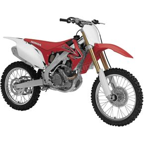 New Ray Toys Honda CR250R 2012 1:12 Scale Die-Cast Dirt Bike - 57463
