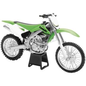 New Ray Toys Kawasaki KX250F 2008 1:12 Scale Die-Cast Dirt Bike - 43437