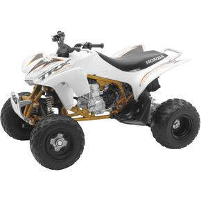 New Ray Toys 2012 Honda TRX450R 1:12 Scale Die-Cast ATV Model - 57473