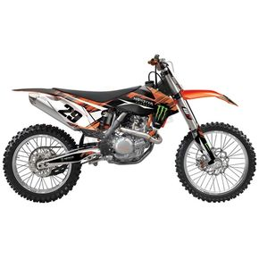 Factory Effex Monster Energy Graphics Kit - 18-02528