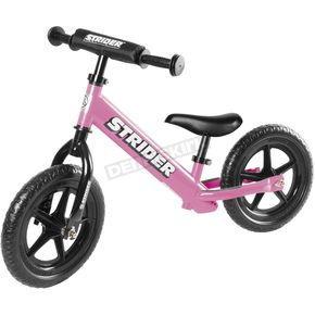 Kids Pink 12 in. Sport Balance Bicycle - ST-S4PK