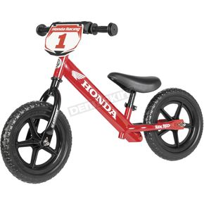Strider Kids Red 12 in. Honda Sport Balance Bicycle - ST-SC4-HON-RD