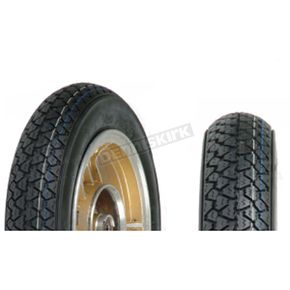 Vee Rubber Front VRM-054 3.50-10 Blackwall Scooter Tire - VRM-054