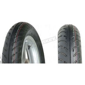 Vee Rubber Front VRM-224 100/80/16 Blackwall Scooter Tire - 0600-0053